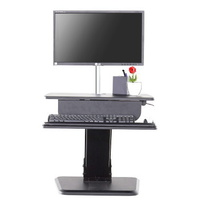 Quickshift W/ Single Monitor Mount