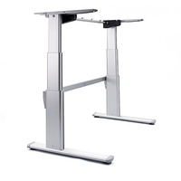 Electric 2 Sit-To-Stand Desk (Flat Pack)