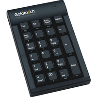 Goldtouch Numeric Keypad Black