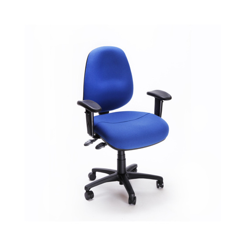DUO 310S High Back Short Seat with Arms