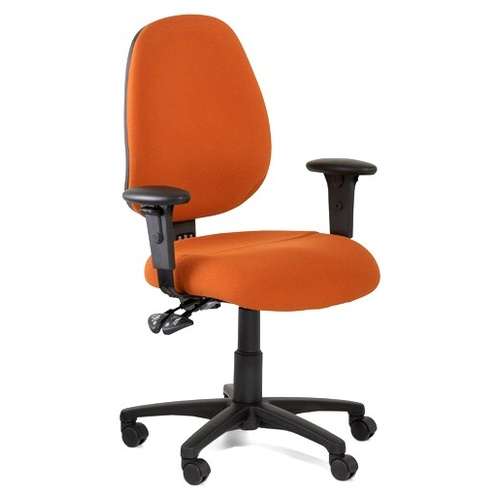 INCA 310 High Back Short Seat with Arms