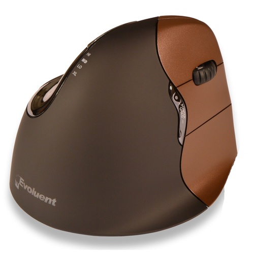 Evoluent Vertical Mouse 4 Right Small Wireless