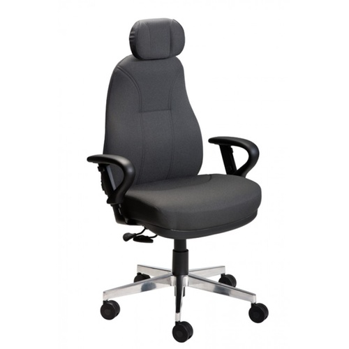 Therapod 24/7 Contemporary Deep Seat With Headrest